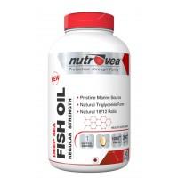 Nutrovea Deep Sea Fish Oil Regular Strength (90 Softgels)