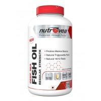 Nutrovea Deep Sea Fish Oil Regular Strength (180 Softgels)