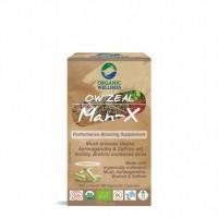 Organic Wellness Zeal Man-X (Performance Boosting Supplement)