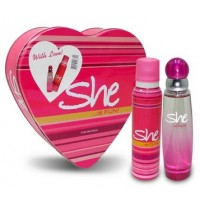 Archies She is Fun Gift Set