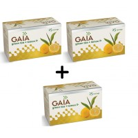 Gaia Green Tea Lemon (Buy 2 Get 1 Free)