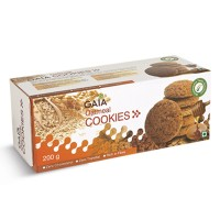 Gaia Oatmeal Cookies