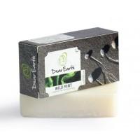 Dear Earth Wild Mint Cleansing Organic Soap -140gm