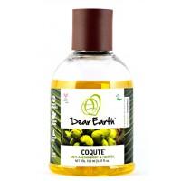 Dear Earth CoQute Body & Hair Oil, Anti-ageing Organic Oil -150ml