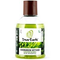 Dear Earth Evergreen Vetiver Refreshing Organic Face Wash -150ml