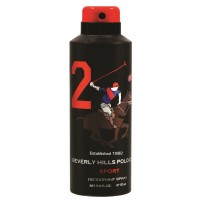 Beverly Hills Polo Club Sport 2 Deodorant Spray