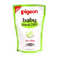 Pigeon Baby Wash 2 in 1 - Refill