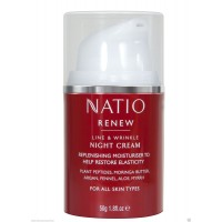 Natio Renew Line & Wrinkle Night Cream