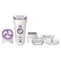 Braun Silk - Epil 9-961 Epilator For Women (White)
