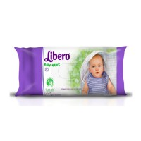 Libero Baby Wet Wipe 20Pcs