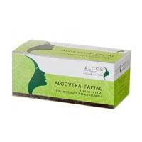 Alcos Aloevera Facial Bleach Cream