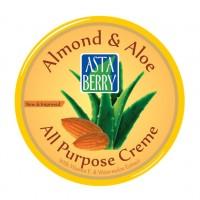 Astaberry Almond & Aloe Creme