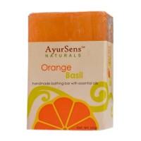AyurSens Orange Basil Bathing Bar