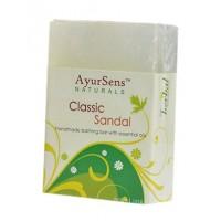 AyurSens Classic Sandal Bathing Bar