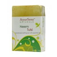 AyurSens Neem Tulsi Bathing Bar