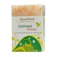 AyurSens Oatmeal Honey Bathing Bar