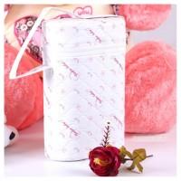 FARLIN Pvc Bottle Holder Double (Pink)
