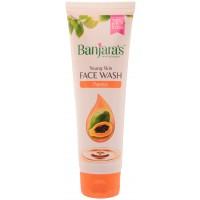 Banjara's Papaya Face Wash