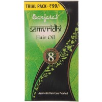 Banjara's Samvridhi Hair Oil