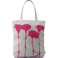 DailyObjects Carnations Carry-All Bag