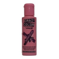 Crazy Color Semi Permanent Hair Color Cream - Aubergine No. 50