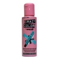 Crazy Color Semi Permanent Hair Color Cream - Bubblegum Blue No. 63