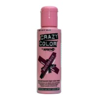 Crazy Color Semi Permanent Hair Color Cream - Bordeaux No. 51