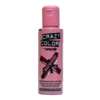 Crazy Color Semi Permanent Hair Color Cream - Burgundy No. 61