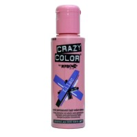 Crazy Color Semi Permanent Hair Color Cream - Lilac No. 55