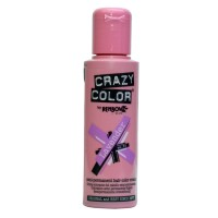 Crazy Color Semi Permanent Hair Color Cream - Lavender No. 54