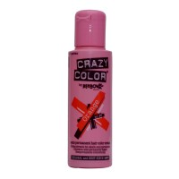 Crazy Color Semi Permanent Hair Color Cream - Orange No. 60