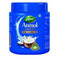 Dabur Anmol Gold Pure Coconut Oil - Wide Mouth