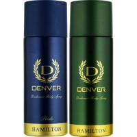 Denver Hamilton And Pride Deodorant Combo (Pack Of 2)