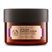 The Body Shop Spa Of The World African Ximenia Scrub