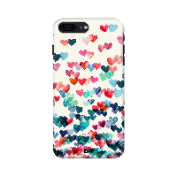 DailyObjects Heart Connections Case For iPhone