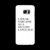 DailyObjects I Speak Sarcasm Case