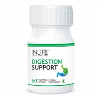 Inlife Digestion Support Supplement (60 Veg. Capsules)
