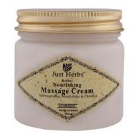 Just Herbs Herbal Nourishing Massage Cream