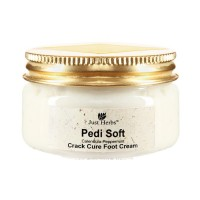 Just Herbs Pedisoft Calendula-Peppermint Crack Cure Foot Cream