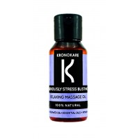 Kronokare Seriously Stress Busting Relaxing Massage Oil