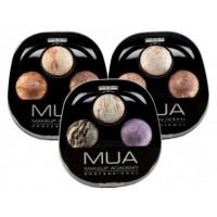 MUA Baked Merged Trio Eyeshadow