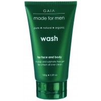 Gaia Skin Naturals Face & Body Wash For Men