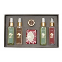 Roots & Above Ayurvedic Mix Aromatherapy Kit - Gift Pack