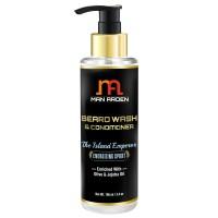 Man Arden Beard Wash Shampoo & Conditioner - The Island Emperor