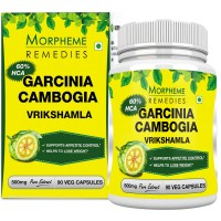 Morpheme Garcinia Cambogia 500mg Extract - 90 Veg Caps.