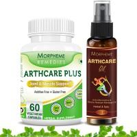 Morpheme Arthcare Oil Spray + Arthcare Plus