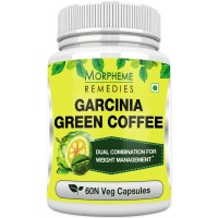 Morpheme Remedies Garcinia Green Coffee 500mg Extract