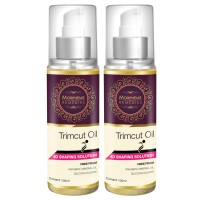 Morpheme Trimcut 4D Shaping Oil - 2 Bottles