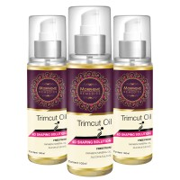 Morpheme Trimcut 4D Shaping Oil - 3 Bottles