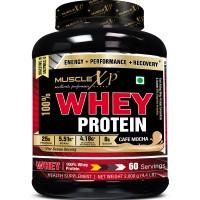 MuscleXP 100% Whey Protein - Cafe Mocha